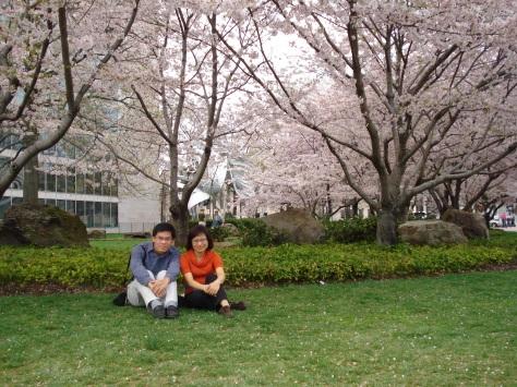 anh Minh Hiển và chị Thanh An --National Gallery of Fine Arts