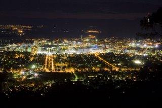 Canberra trước Giờ Trái Đất