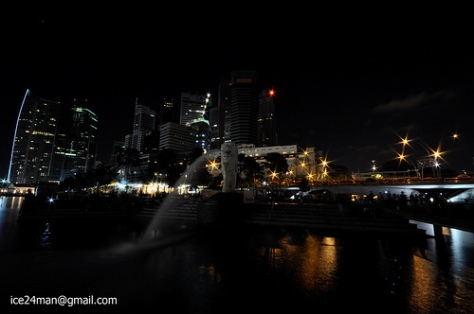 Earth Hour SIngapore
