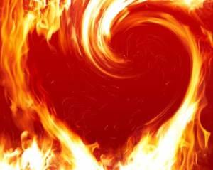 fiery-heart