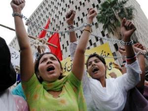 Đòi Quyền Phụ Nữ ở Pakistan