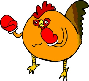 boxingrooster