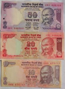Tiền Ấn độ