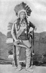 Tù trưởng Ute Tusaquinot