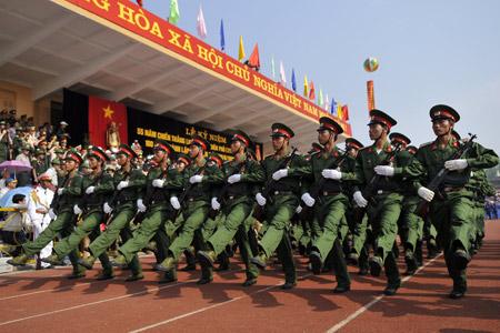 Kỷ niệm 55 năm chiến thắng Điện Biên Phủ