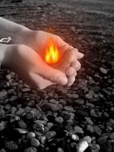 fireinhand