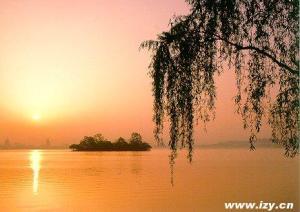 Tây Hồ, Hàng Châu