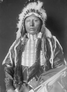 Tù Trưởng Ngựa (con của Ó Trắng), Tù trưởng cuối cùng của Ponca-1906