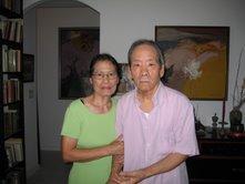 Lai Hồng và Võ Đình 2008