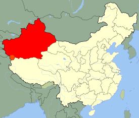 Tân Cương - Trung Quốc