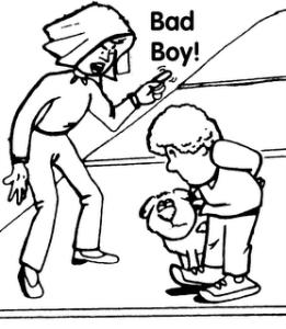 mother-scolding-bad-boy