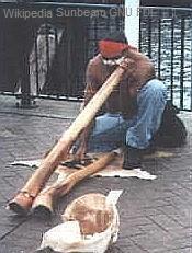 Nghệ sĩ Didgeridoo