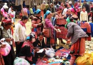 Chợ Phiên Mai Châu