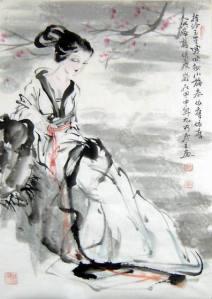 chinesepainting-woman