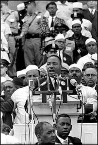 Martin Luther King, Freedom March, Washington DC 1963