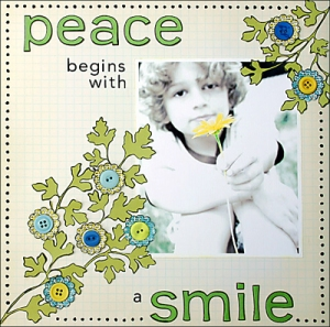 Peace Begins with a Smile_