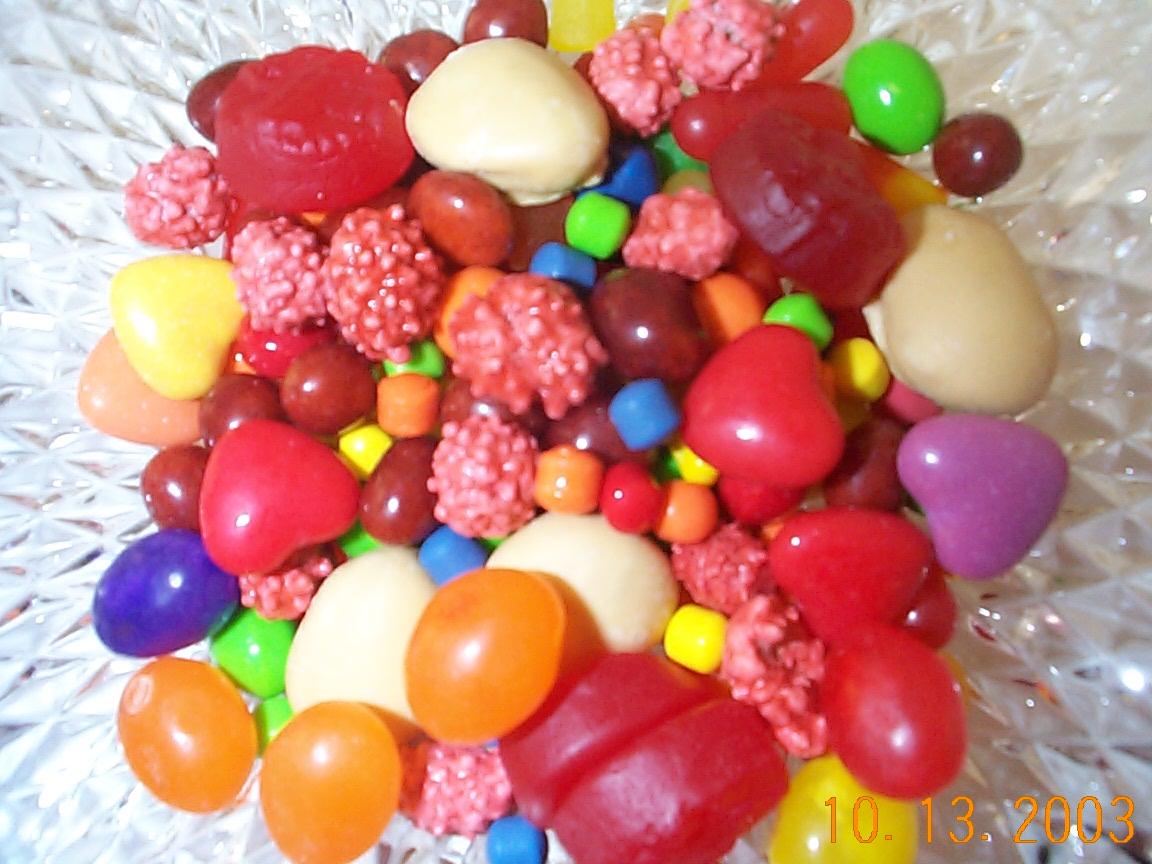 Kẹo ngọt có lợi cho sức khỏe?