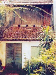 Căn nhà 280 Hàng Nâu (Minh Khai) nơi Tú Xương từng cư ngụ