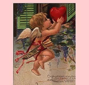 CupidGivesHeart