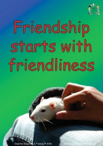 friendliness