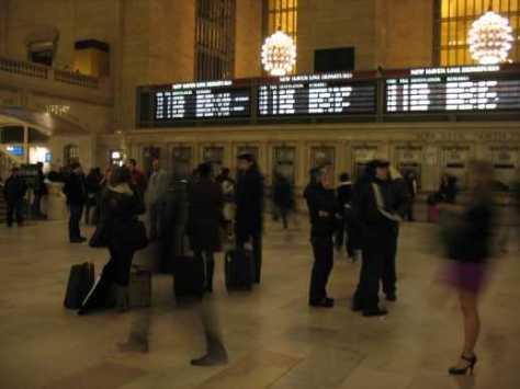 Ga tàu Grand Central