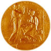 Huy chương giải Nobel văn học