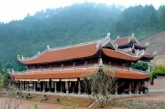 Đền Thánh Gióng, núi Sóc