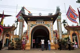 Đền Tây Tựu, huyện Từ Liêm, Hà Nội
