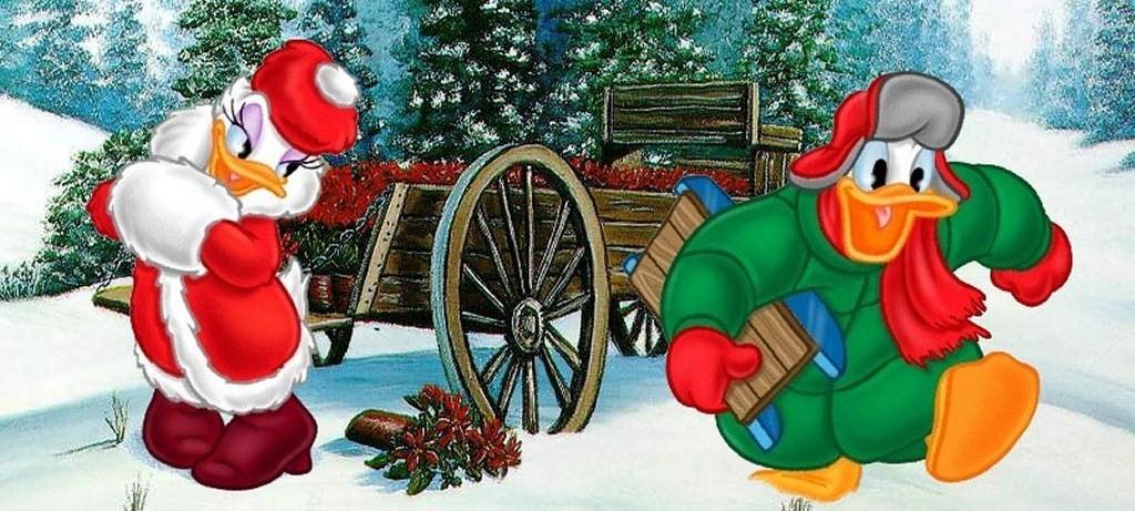 Disney Christmas Songs – Jingle Bells, Deck The Hall, We Wish You A Merry Christmas | Đọt Chuối Non