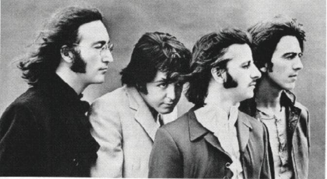 The Beatles – Let It Be – Hãy để tự nhiên