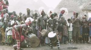 Bộ tộc Malinke ở Tây Phi