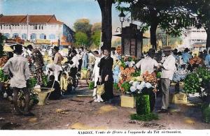 Hoa Tết chợ Bến Thành, Sài Gòn, thập niên  1970.jpg