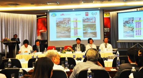 Chuyên gia Misnawi Jati trình bày về cà phê Indonesia bền vững