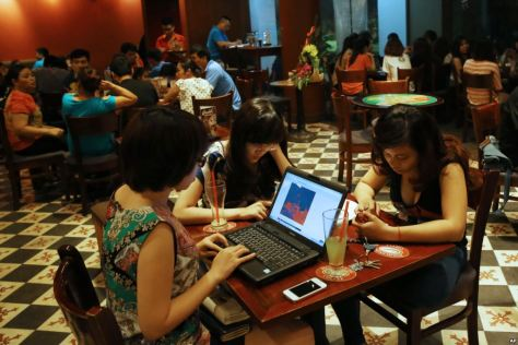 online in Hanoi