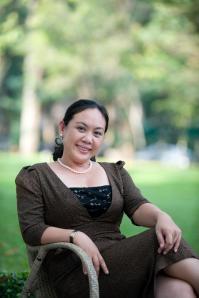 NGUYỄN THỊ TÂM - Giám đốc Trung tâm Ứng dụng tâm lý Hồn Việt