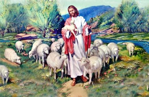 jeus good shepherd