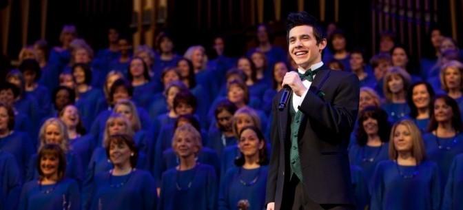 David Archuleta and the Mormon Tabernacle Choir – A Wondrous Christmas