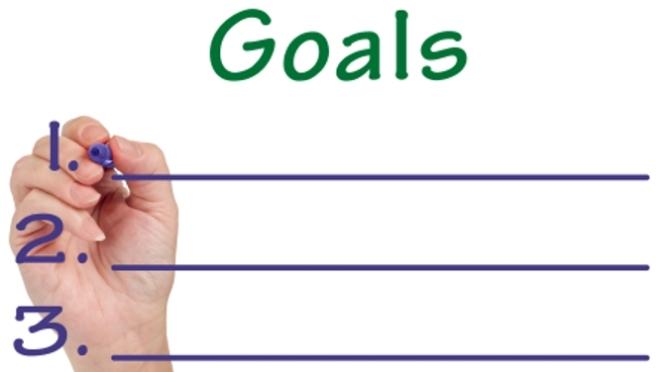 Mục tiêu cho năm mới