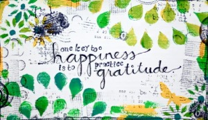 gratitude brings happiness