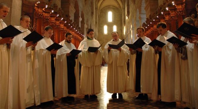 Gregorian chant – thế kỷ III đến thời Phục Hưng