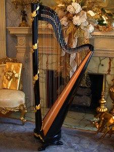 Đàn Harp