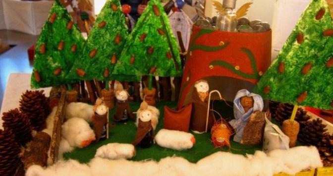 Bộ ảnh Chúa giáng sinh – Nativity scene