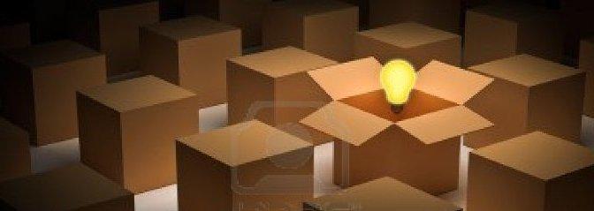 Nghĩ ra ngoài chiếc hộp – Think out of the box