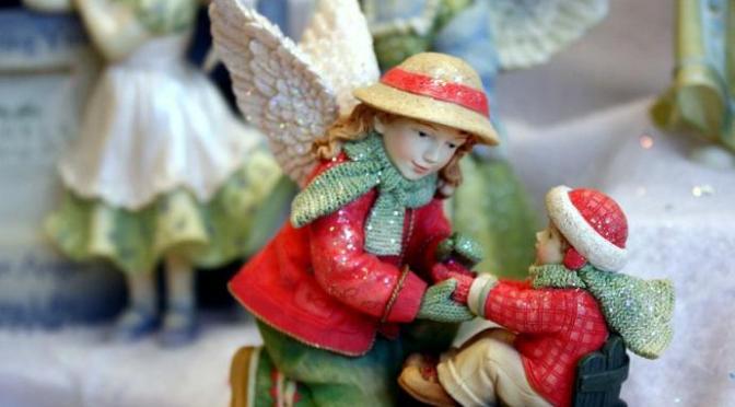 Thiên thần quanh ta – Angels among us