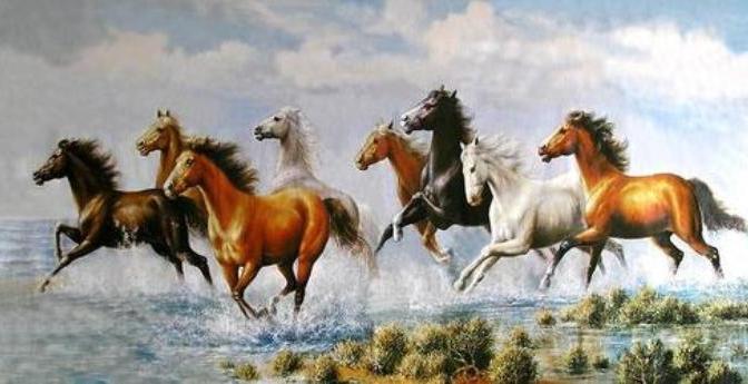 Nguồn gốc Việt (Nam) của tên gọi 12 con giáp – Ngọ ngựa (13A)
