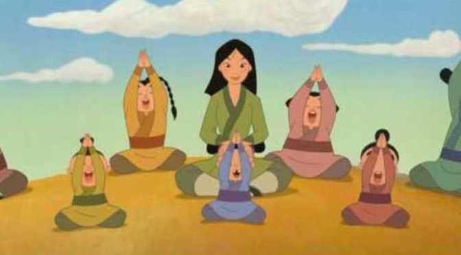 Bài học số một – Lesson Number One! – Nhạc phim Mulan 2