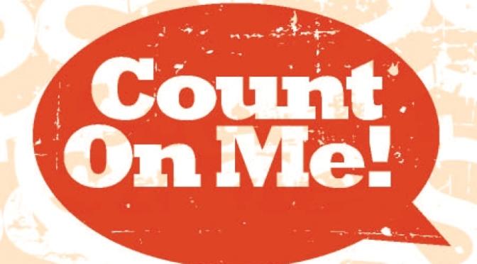 Dựa vào anh này – Count on me