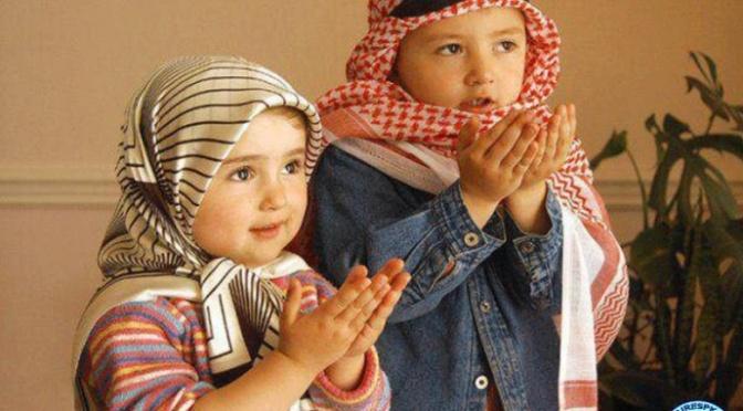 Em là người Hồi giáo – I am a Muslim