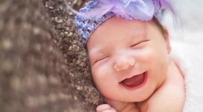 Được sinh ra là một điều kỳ diệu