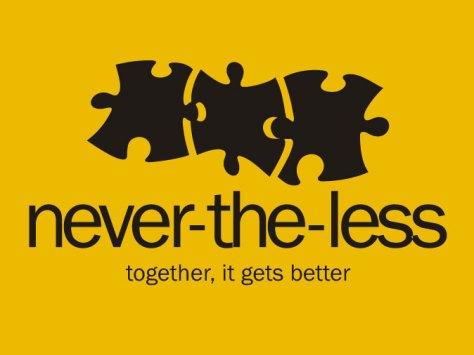 never-the-less logo